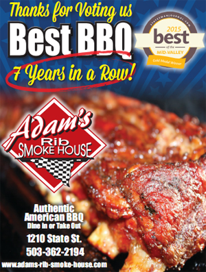 Best BBQ 7 Years in a Row!